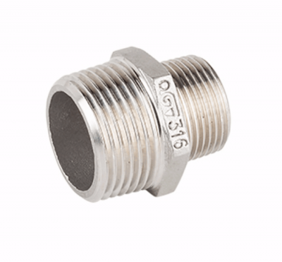 Casquilhos Redução M/M em Aço Inox AISI 316 Rosca BSP