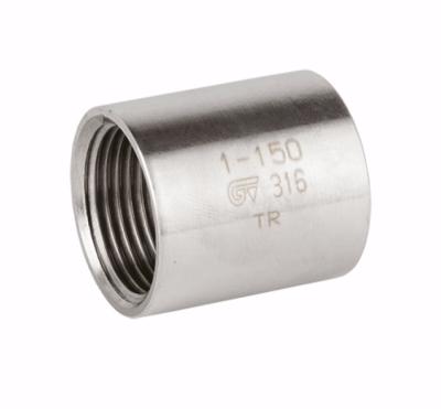 Uniões Roscadas em Aço Inox AISI 316 Rosca BSP